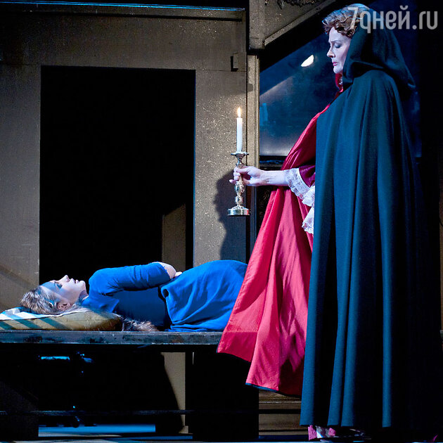 Спектакль «Театр Императрицы»