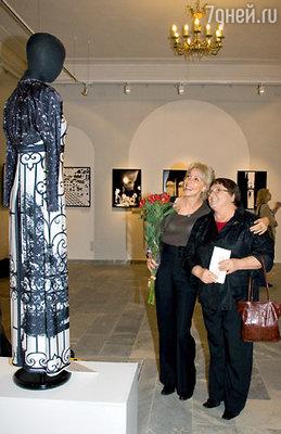 Юлия Рутберг и ее мама Ирина Николаевна