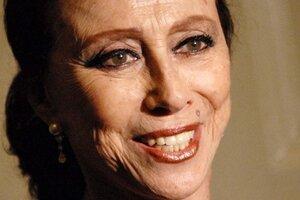 В Мариинском театре пройдет концерт памяти Майи Плисецкой