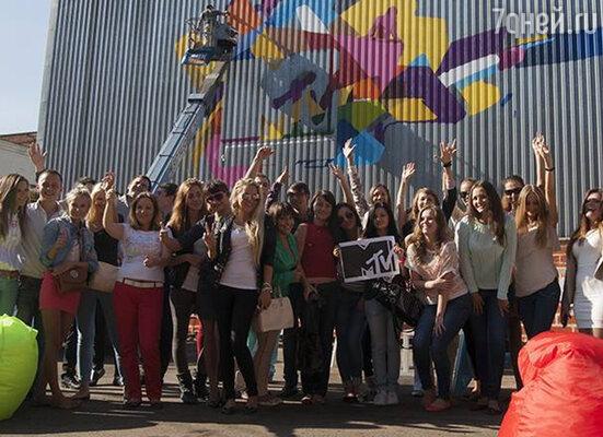 MTV в России