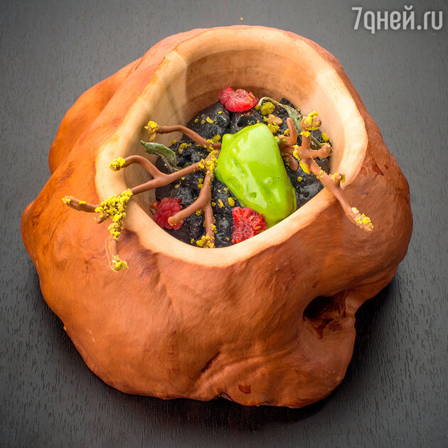 Десерт Весна - Георгий Троян