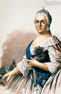 16-летнему Резанову покровительствовала любвеобильная императрица Екатерина II
