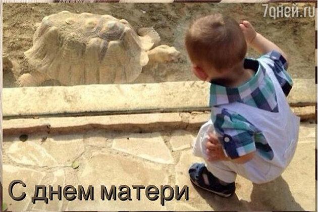 Сын Елены Ваенги Ванечка
