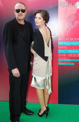 Максим Осадчий и Юлия Снигирь