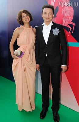 Ольга Белова и Александр Олешко