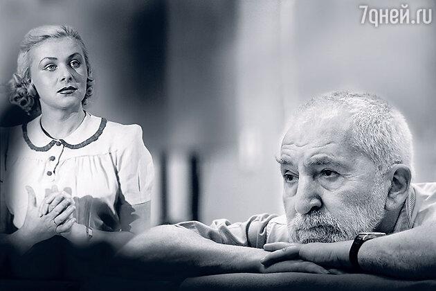 Алексей Симонов и Валентина Серова
