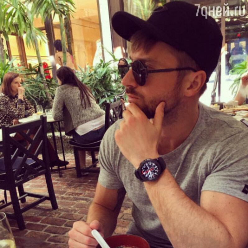 Сергей Лазарев сделал татуировку вчесть сына Никиты