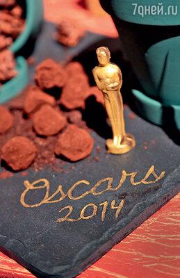 Десерт для лауреатов 2014 года