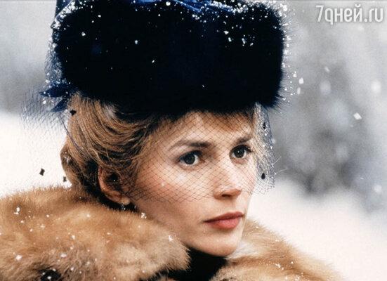 Джулия Ормонд сыграла знаковую роль в фильме Никиты Михалкова «Сибирский цирюльник»