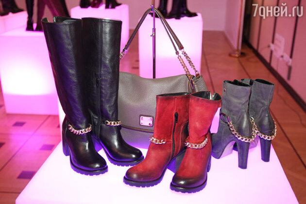 Обувь из новой коллекции бренда Tervolina