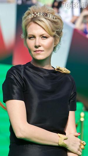 Рената Литвинова. Закрытие 33 Московского международного кинофестиваля, 2011 год