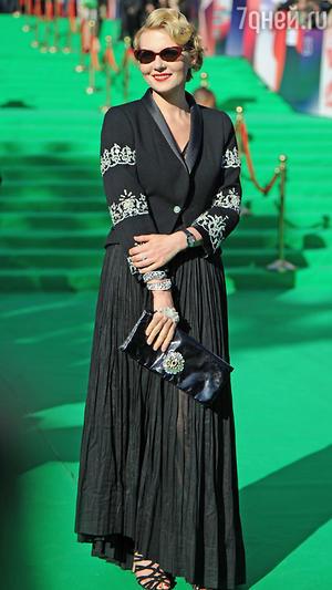 Рената Литвинова. Открытие 33-го Московского международного кинофестиваля , 2011 год