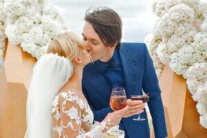 Фотогалерея со свадьбы Татьяны Волосожар и Максима Транькова