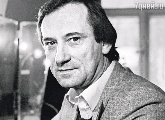 Бодя был добрый, но острый: вступал в творческие споры, порой даже ругался с коллегами, 1982 год