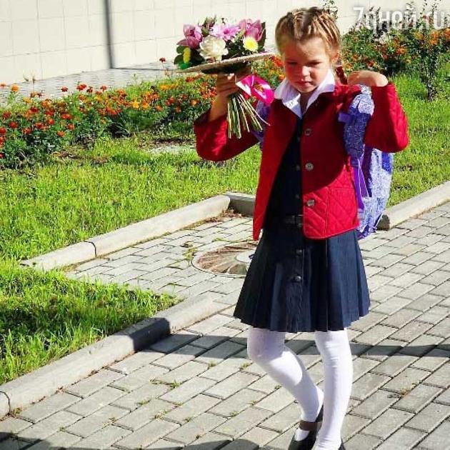 Дочка Дмитрия Тарасова — Ангелина