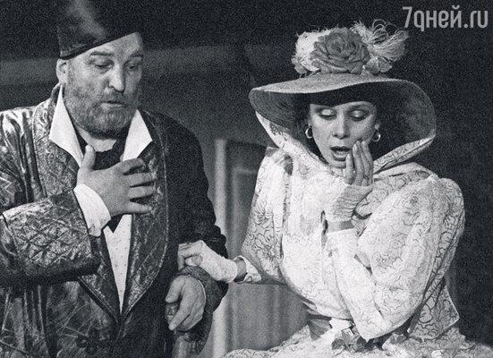 «А чой-то ты во фраке?» — один из самых популярных спектаклей театра «Школа современной пьесы».