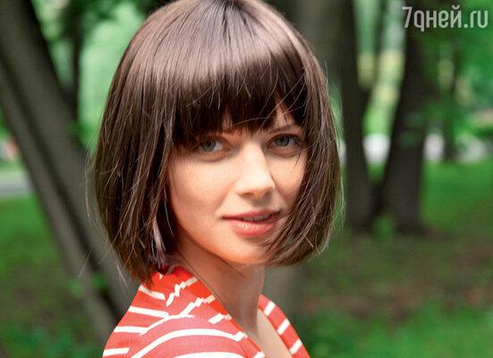Нина — Настя Задорожная. 2012 г.