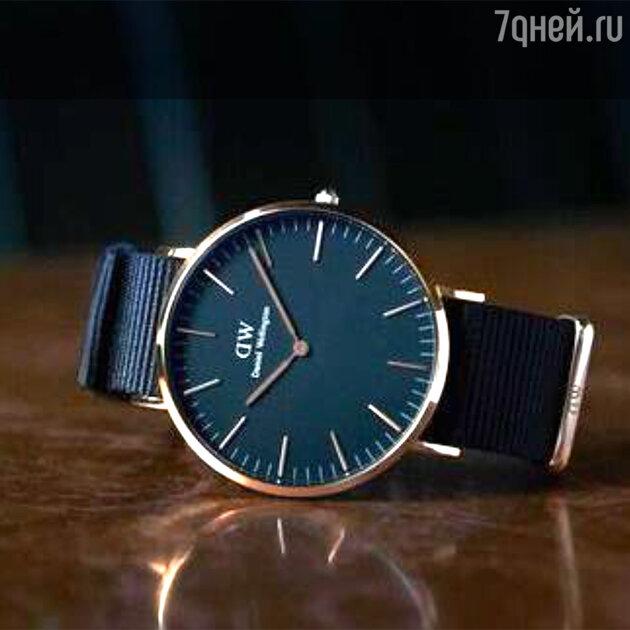 Идеальные часы для тех, кто любит минимализм и респектабельность
