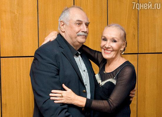Владимир Краснопольский и его жена Ванда вместе уже полвека