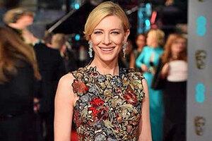 8 самых ярких платьев  церемонии BAFTA