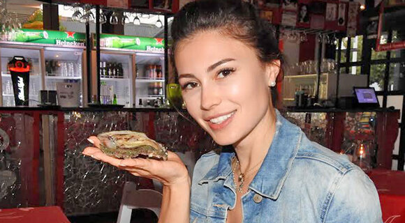 Звезда Первого канала Ольга Ушакова вернулась из экстремального путешествия