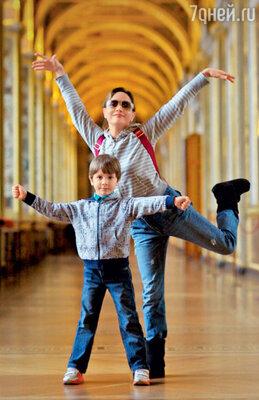 Татьяна думала, что сын быстро устанет, но для Никиты пять часов экскурсии пролетели незаметно