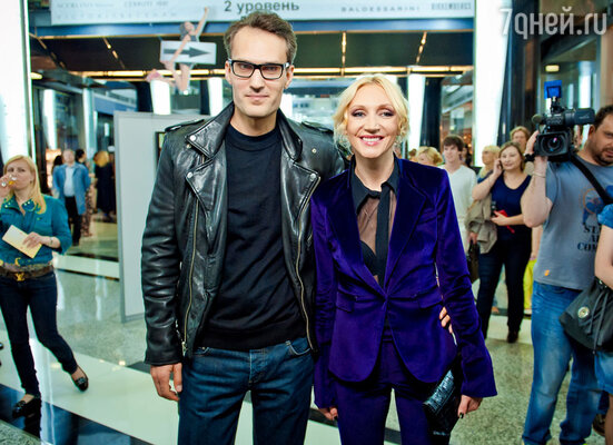 Михаил Земцов и Кристина Орбакайте
