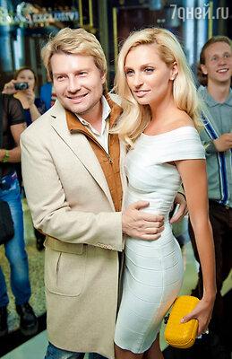 Николай Басков и Саша Савельева