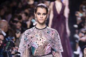 Самые эффектные показы Недели моды в Париже