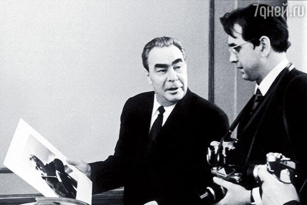Леонид Ильич и Владимир Мусаэльян