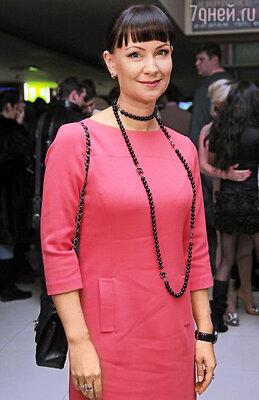 Нонна Гришаева на премьере фильма