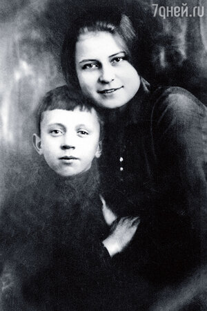 Юра и Александра Есенины