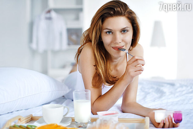 Завтрак — важнейший прием пищи