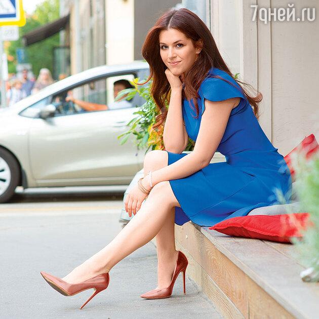 Дочь Татьяны Догилевой Екатерина