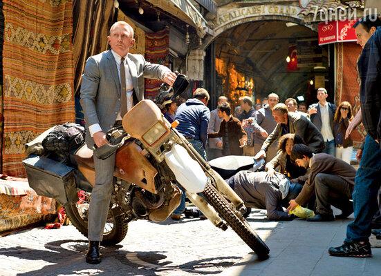 «007 Координаты Скайфолл»