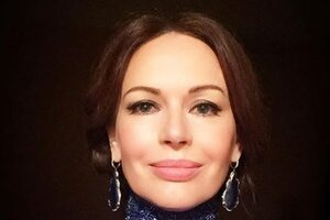 ВИДЕО: Ирина Безрукова работает в царских условиях