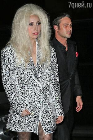Леди Гага (Lady Gaga) и Тэйлор Кинни (Taylor Kinney)