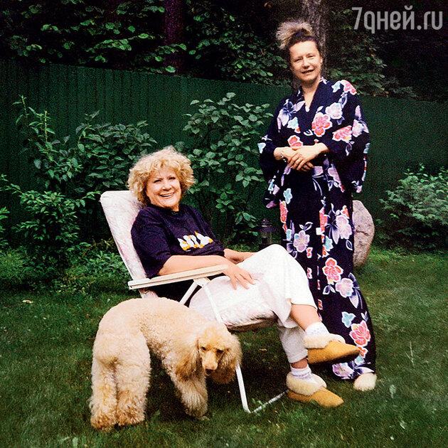 Ирина и Елена Образцовы