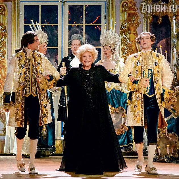 75-летие Елены Образцовой в Большом театре 28 октября 2014 года