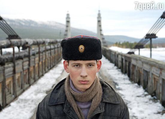 Актер Егор Павлов в роли Пети