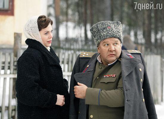 Актеры Татьяна Шуба (Савченко) и Роман Мадянов