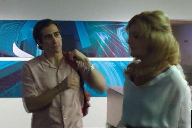 Джейк Джилленхол в трейлере «Стрингер»
