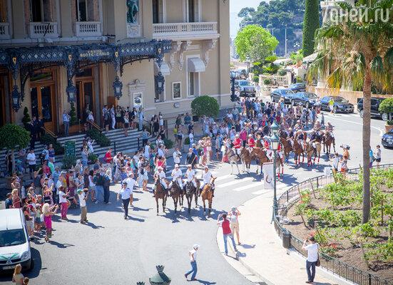 Со 2 по 4 августа Монте-Карло стало центром притяжения самой изысканной публики