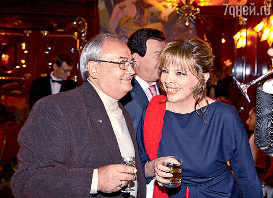 Екатерина с Всеволодом Шиловским