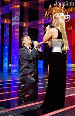 Татьяна Буланова и Сергей Пенкин