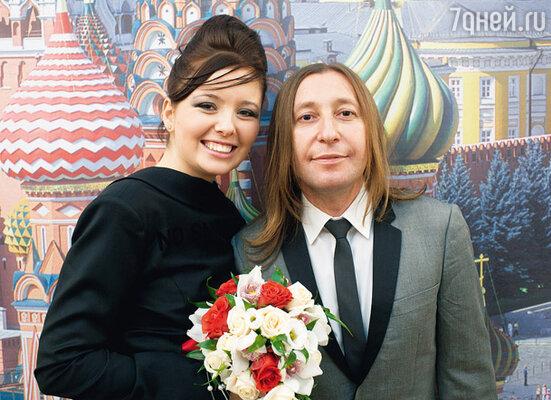 Шура и его жена Лиза