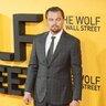 1 сентября 2014 года. Леонардо Ди Каприо на премьере фильма The Wolf of Wall Street в Лондоне.