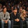 19 октября 2010 года. На баскетбольном матче LA Lakers в Лос-Анджелесе.