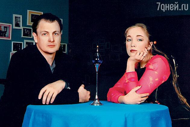 Юрий и Дарья Мороз