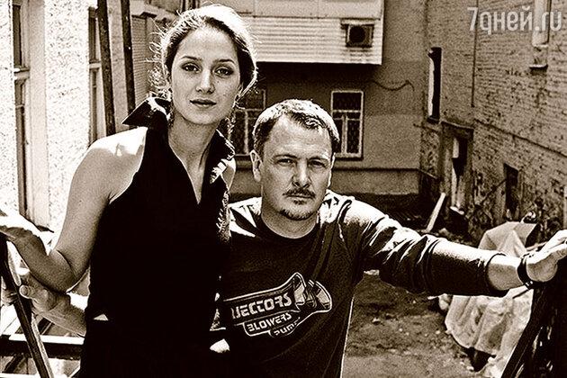 Юрий Мороз с Викторией Исаковой